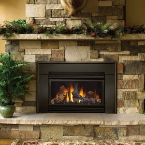 Currently we have 37 used  gas fireplace insert in stock prices ranged from $800 up to $3,000 plus installation all used fireplace comes with 1 year warranty